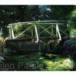 Dunham Massey Bridge