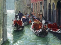 The Whispering Gondoliers