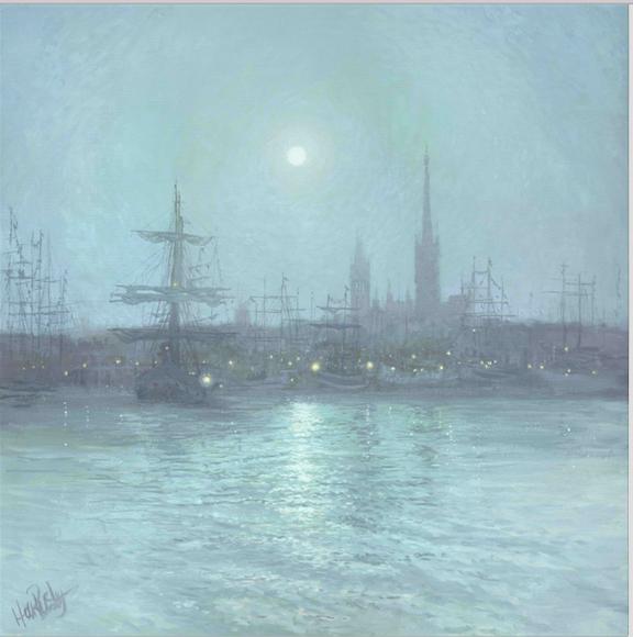 Misty Rouen