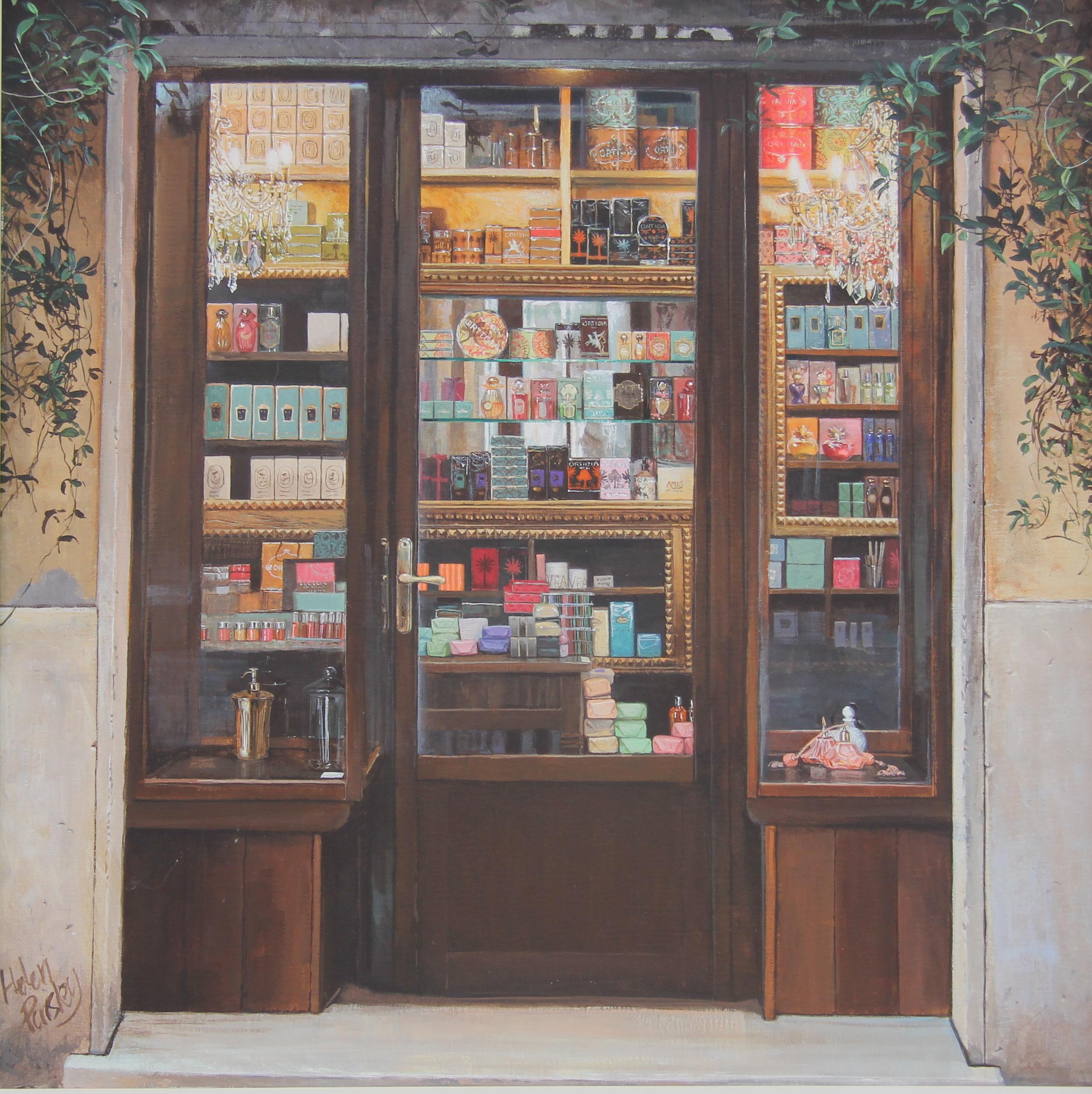 Rome parfumier